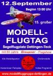 15. großer Modellflugtag Dettingen/Teck 12.09.2010