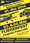 Fliegerfest Pattonville 2014