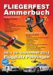 Fliegerfest Ammerbuch Flugplatz Poltringen 08.09. – 09.09.2012