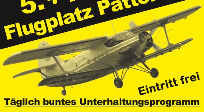 Fliegerfest Kornwestheim Flugplatz Pattonville 05.05. + 07.05. – 08.05.2016