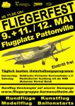 Fliegerfest Kornwestheim Flugplatz Pattonville 09.05. + 11.05 – 12.05.2013