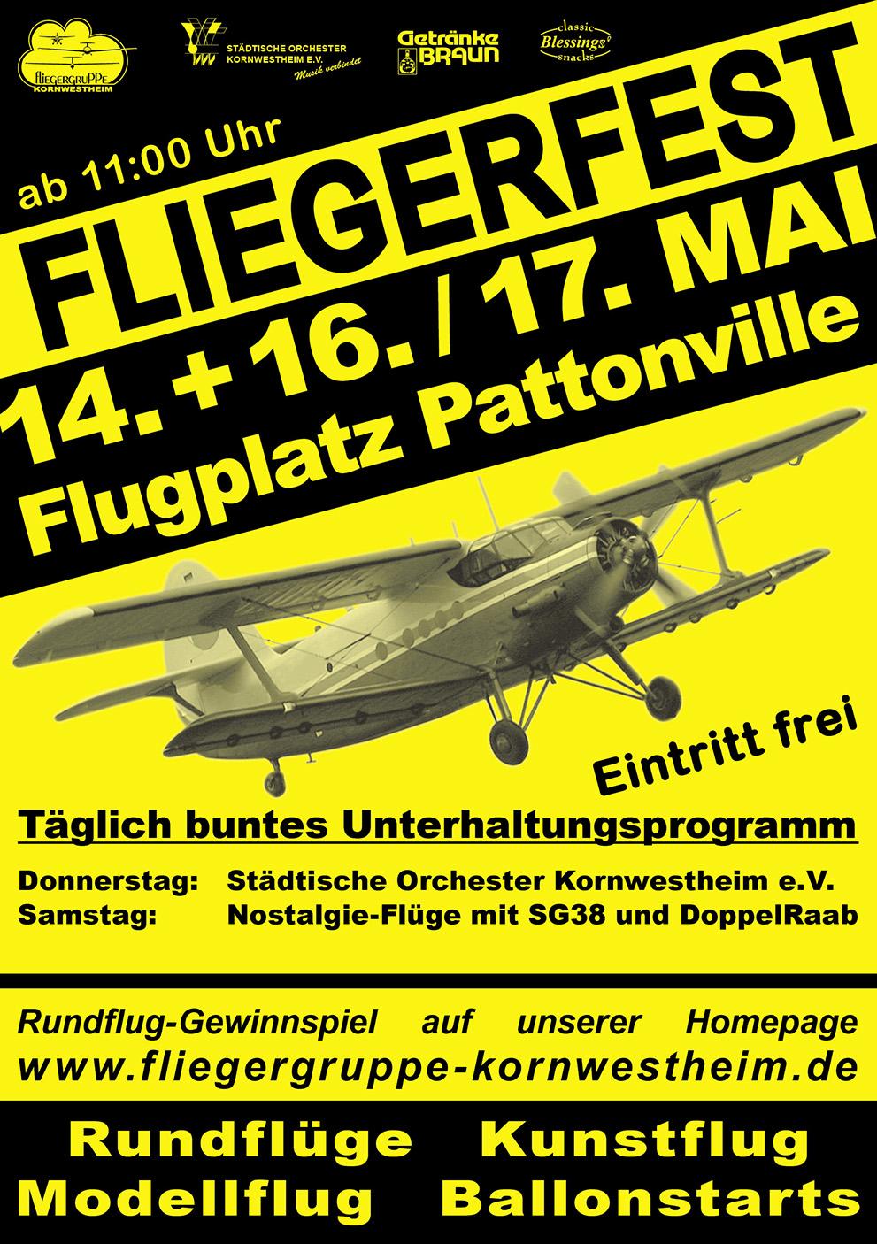 Fliegerfest Kornwestheim 2015
