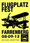 Flugplatzfest Farrenber