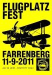 Flugplatzfest Farrenberg 11.09.2011