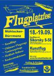 Flugplatzfest Mühlacker 18.09. – 19.09.2010