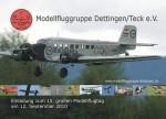Graupner: Flugshow zum 80jährigen Firmenjubiläum