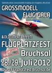 Flugplatzfest mit Open-Air Konzert (ZAP Gang) und Oldtimerausstellung  LSV Bruchsal 28.07. – 29.07.2012