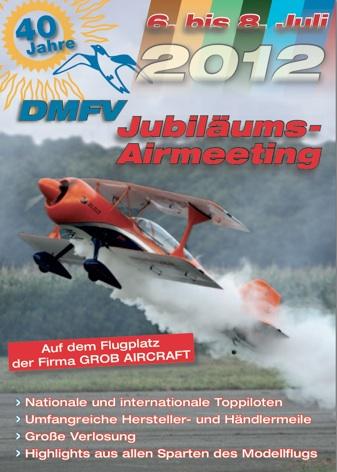40 Jahre DMFV Jubiläums-Airmeeting