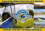 17. Oldtimer-Fliegertreffen Hahnweide 06.09. – 08.09.2013