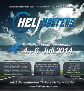 Heli Masters 2014