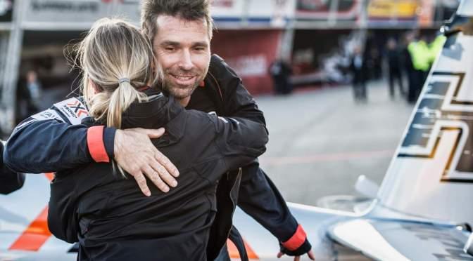 Österreicher Arch holt das Qualifying in der Heimat