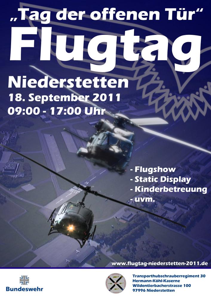 Flugtag Niederstetten