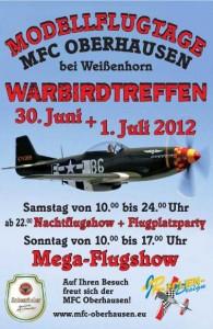 5. WARBIRDTREFFEN Oberhausen 2012