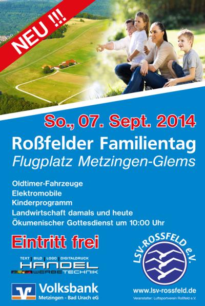 Roßfelder Familientag 2014