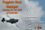 Flugplatz-Hock Hayingen 2012