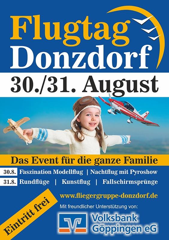 Flugtag Donzdorf 2014