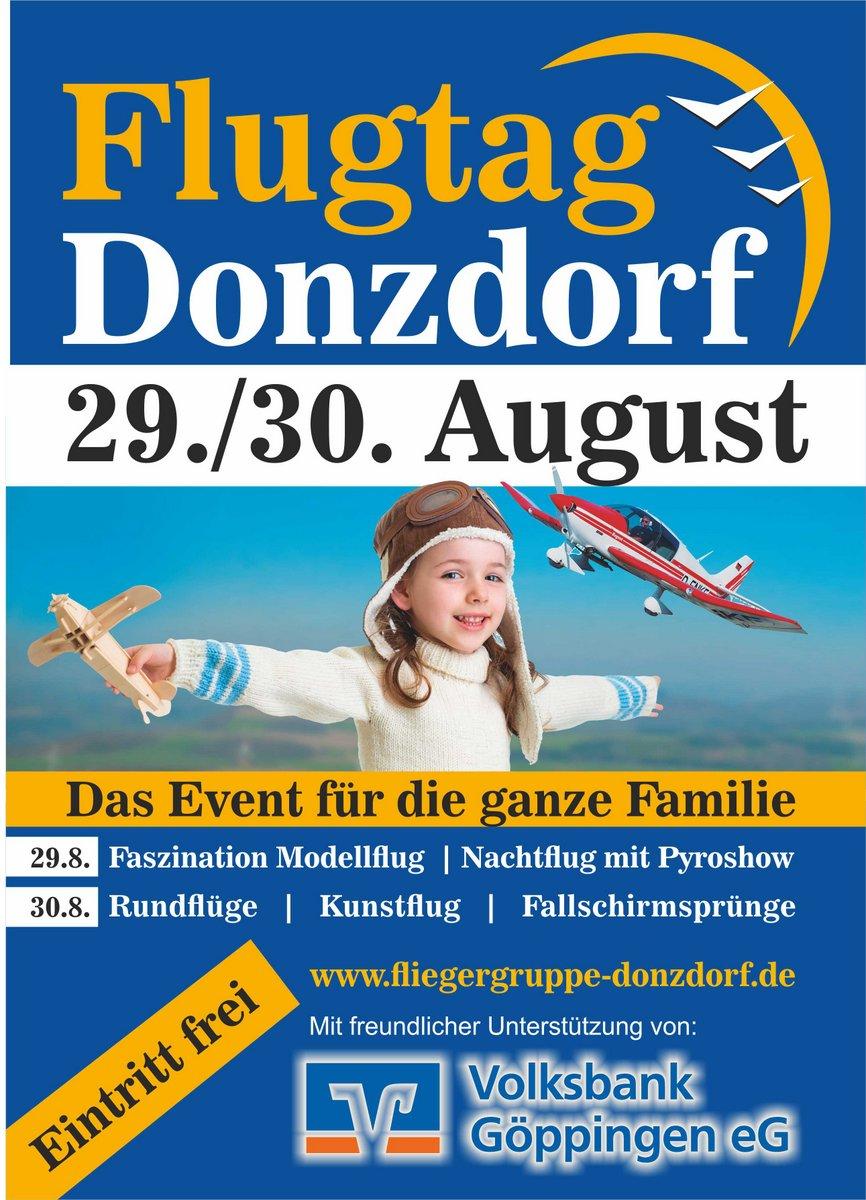 Flugtag Donzdorf 2015