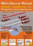 Würzburg fliegt 25.06. – 26.06.2011