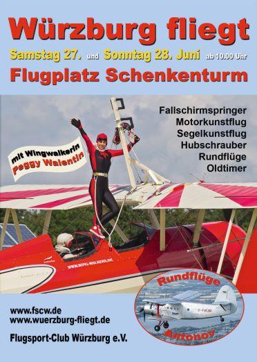 Würzburg fliegt 2015