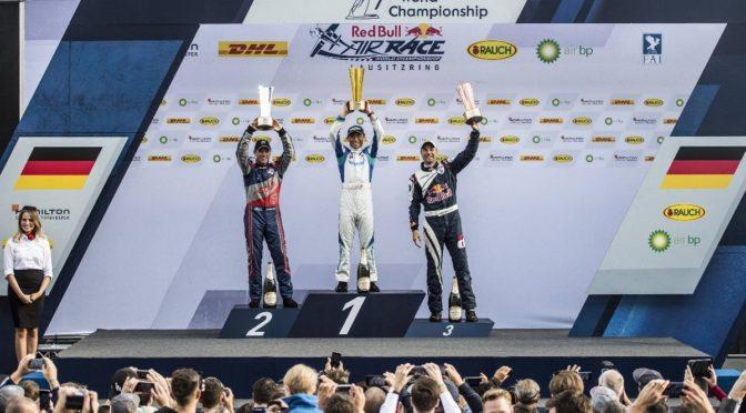 Ausverkauftes Haus beim Red Bull Air Race auf dem Lausitzring Muroya feiert dritten Saisonsieg / Weltmeister Dolderer hat alles riskiert