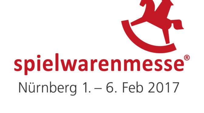 68. Spielwarenmesse Nürnberg 01.02. – 06.02.2017