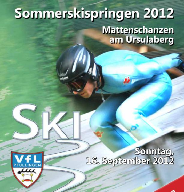 Sommerskispringen 2012