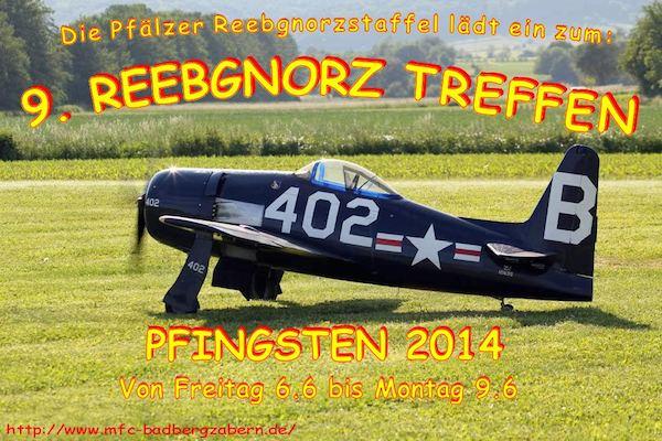 Warbirdmeeting - 9. Reebgnorz Treffen - 2014