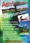 Flugplatzfest in Baden-Oos 24.07. – 25.07.2010