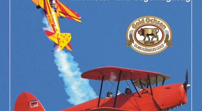 Flugplatzfest Fliegergruppe Blaubeuren e.V. 06.09. – 07.09.2014