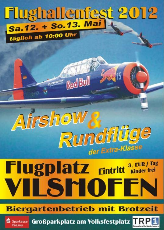 Flughallenfest Vilshofen