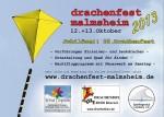 20. Drachenfest Malmsheim 12.10. – 13.10.2013