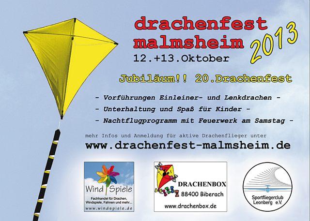 Drachenfest Malmsheim 13
