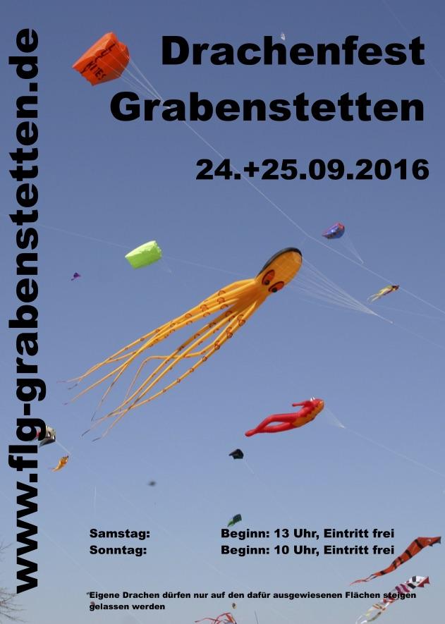 Drachenfest Grabenstetten 2016