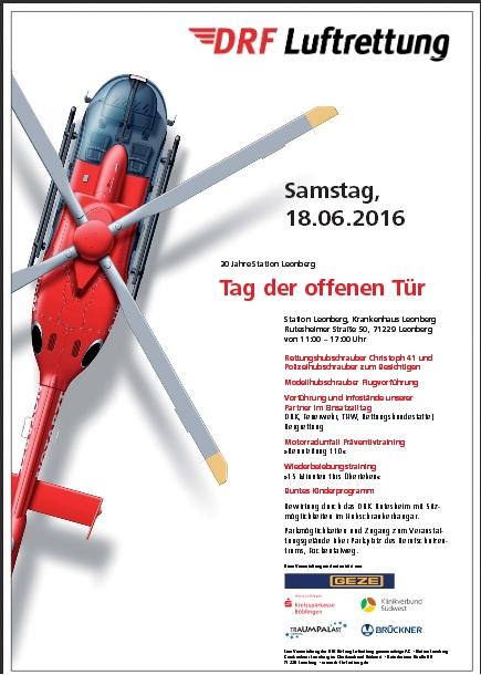 Drf Luftrettung 2016