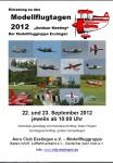 Modellflugtage Esslingen 2012