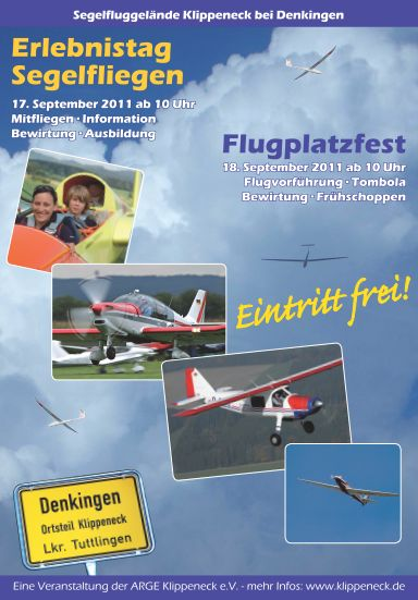 Flugplatzfest Klippeneck