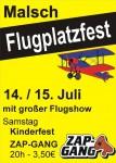 Flugplatzfest FSG Letzenberg-Malsch e.V.  14.07. – 15.07.2012
