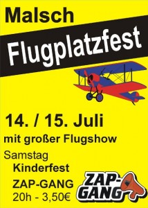 Flugplatzfest FSG Letzenberg-Malsch e.V. 2012