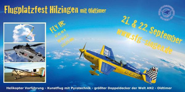 Flugplatzfest Hilzingen 2013