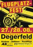 Flugplatzfest Luftsportverein Degerfeld 27.08. – 28.08.2011