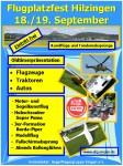 Flugplatzfest Hilzingen 18.09. – 19.09.2010