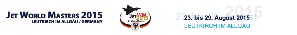 11th Jet World Masters Letkirch 2015