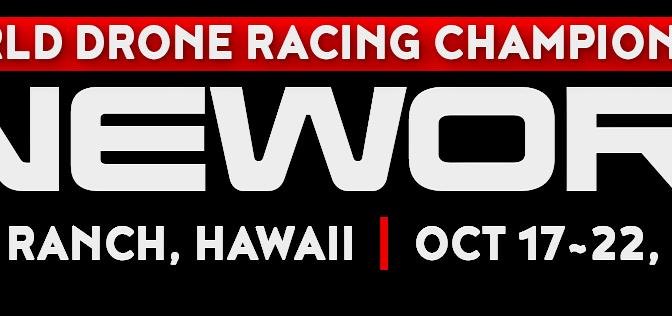 2016 DRONE WORLDS | 17.10. – 22.10.2016