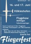Fliegerfest 2012 - 16. und 17. Juni 2012 in Völkleshofen