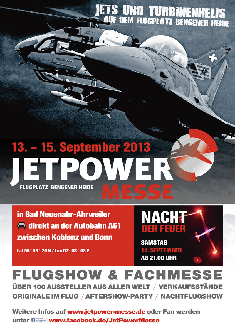 JetPower 2013