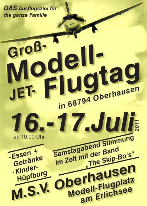 Flugtag Oberhausen 2011