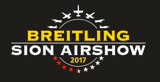 Breitling Sion Air Show 15.09. – 17.09.2017