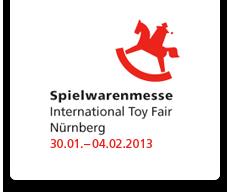 Spielwarenmesse Nürnberg 2013