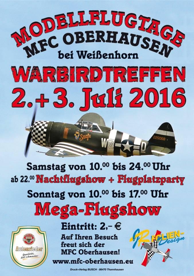 Modellflugtage Oberhausen 16