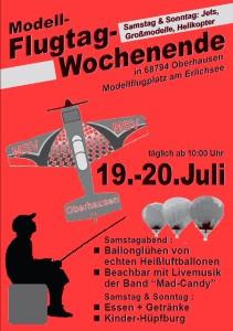 Flugtagwochenende Oberhausen 2014
